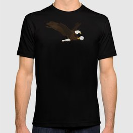 Volleyball Eagle T-shirt