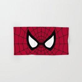Spider man superhero Hand & Bath Towel
