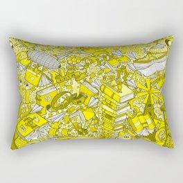 We Love Books Rectangular Pillow