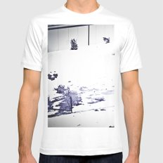 Overrun by Snow White MEDIUM Mens Fitted Tee