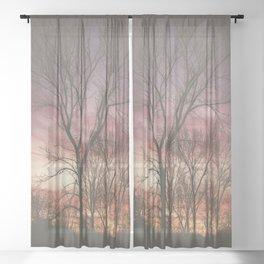 When You Love Sheer Curtain