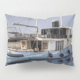 Lutteur Motor Yacht Pillow Sham