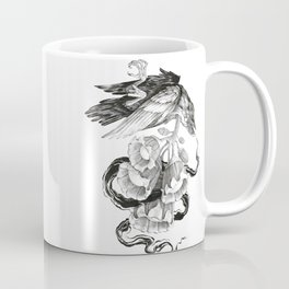 Soul of a Raven Coffee Mug