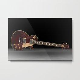 Blues Icon Metal Print