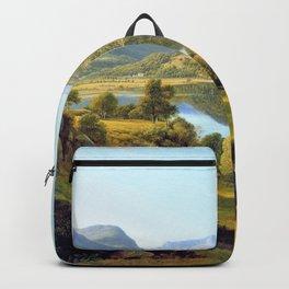 Ullswater, Early Morning - John Glover Backpack