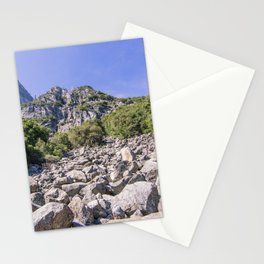 Yosemite Park Sierra Nevada Stationery Cards