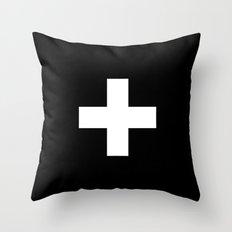 plus Throw Pillow