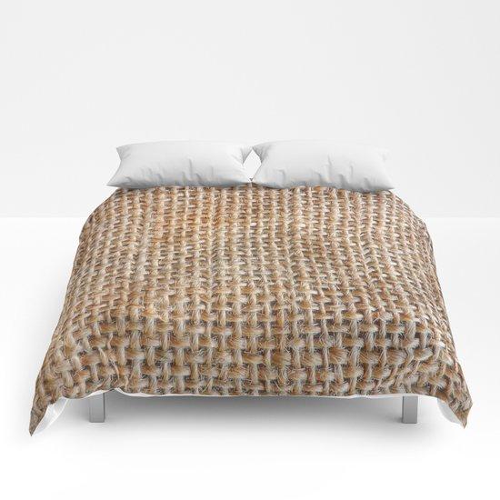 Cotton Canvas Comforters