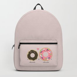 You're Old But I Donut Care Backpack