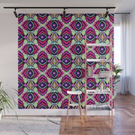Ethnic ornament 2 Wall Mural