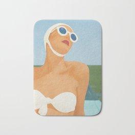 Sunny Bath Mat