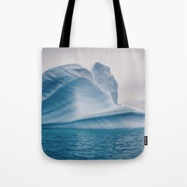 Visions of Blue IV Tote Bag