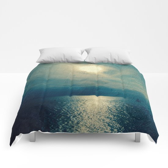 Sea of Dreams II Comforters