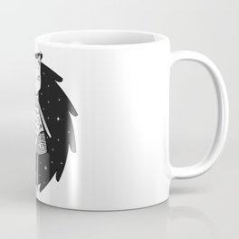 Halloween Story - Voodoo Cat Doll Coffee Mug