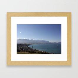 Kaikoura Framed Art Print