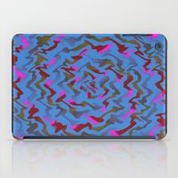 fabric iPad Cases featuring Fabric A by Vitta