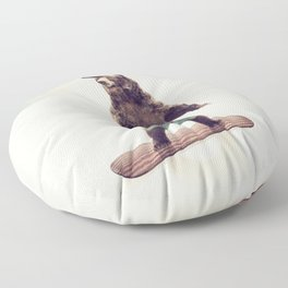 Board Floor Pillow