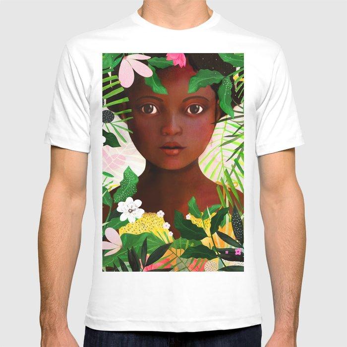 zara T-shirt by artandghosts