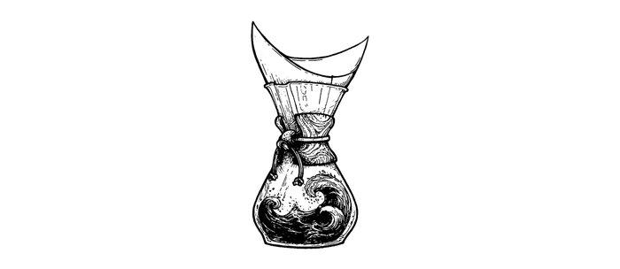 Chemax Coffee Maker Art Coffee Mug
