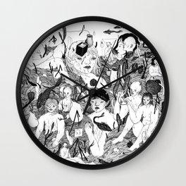 intertidal Wall Clock