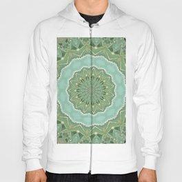 Succulent Mandala Hoody