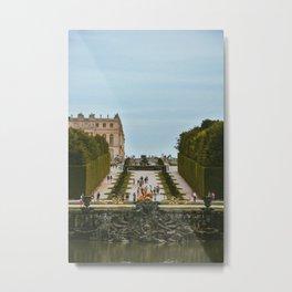 Versailles Metal Print
