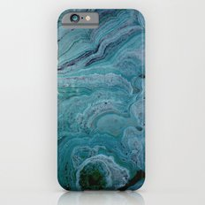 Blue stalactite Slim Case iPhone 6s