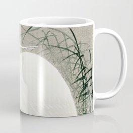 Ohara Koson - Little egret Coffee Mug