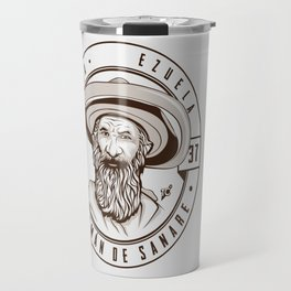 Caimán de Sanare - Trinchera Creativa Travel Mug