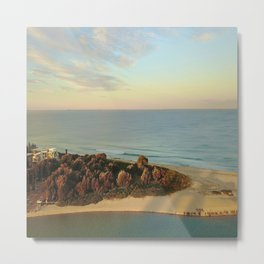 The Entrance, New South Wale Metal Print