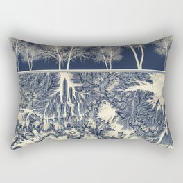 Grounded Rectangular Pillow