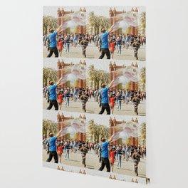 Barcelona's Arc de Triomf Wallpaper