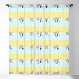 Ardy Aardvark Blackout Curtain