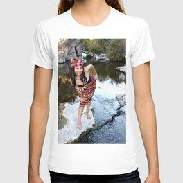 Indian Woman T-shirt