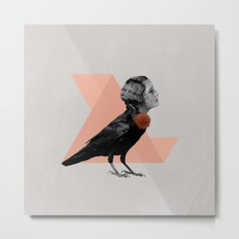 like a bird Metal Print