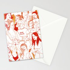 Dame Calor Stationery Cards