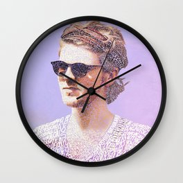 Lyrics  Wall Clock