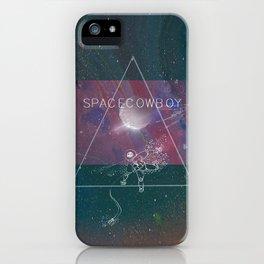 SPACECOWBOY iPhone Case