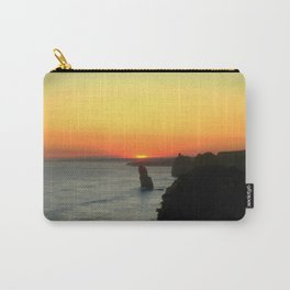 Sunsetting over the Great Southern Ocean Carry-All Pouch