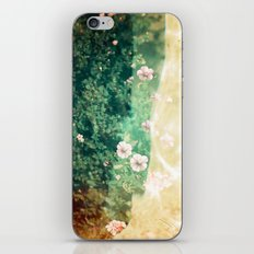 A place of flowers iPhone & iPod Skin