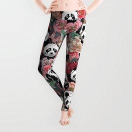 Because Panda Leggings