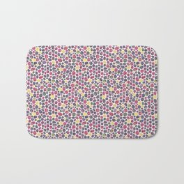 Colorful Stones Bath Mat