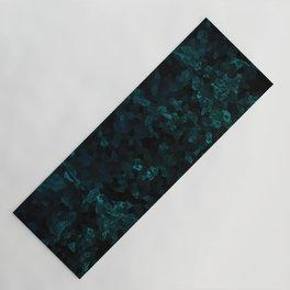 Stone Turquoise pattern Yoga Mat