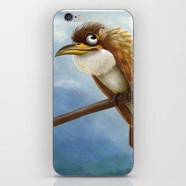 Whimsical Bird iPhone Skin