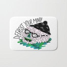 Defrost Your Mind Bath Mat