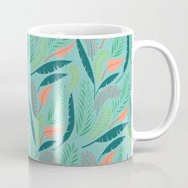 Neon Jungle Green Coffee Mug