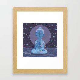 Buddha F Framed Art Print