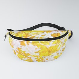 Golden Shine Fanny Pack