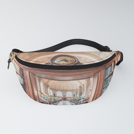 Boston Library Fanny Pack