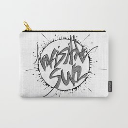 Invisible sun Carry-All Pouch